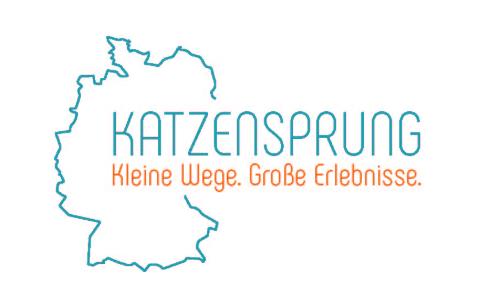 "Logo KSb ""Dem Klima zuliebe   Katzensprung denkt Reisen neu"""