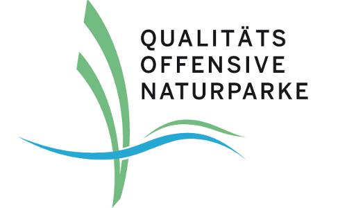 """Logob1 Das Herzstück der """"Qualitätsoffensive Naturparke"""": Die """"Qualitäts Scouts"""""""