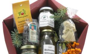 Mini-Weihnachts-Box - Copyright: Naturgenuss GmbH