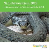 Naturbewusstseinsstudie 2019 - Copyright BMU/BfN