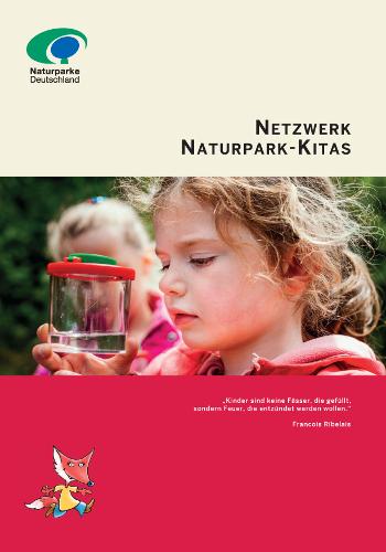 "Naturparkkita Titel1 beitrag ""Früh übt sich""   Handbuch zum Projekt ""Netzwerk Naturpark Kitas"""