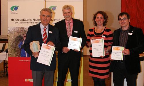 """Pressefoto3 Copyright VDN beitrag """"Doppelte Auszeichnung"""" – VDN Projekte sind UN Dekade Projekte Biologische Vielfalt"""