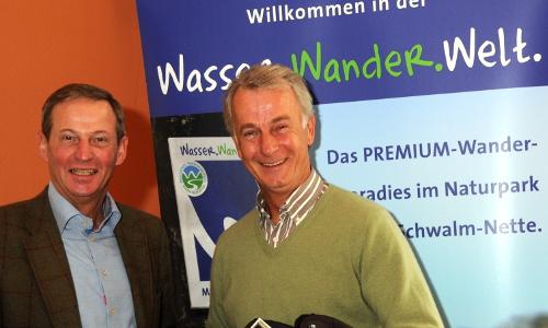 Rainer Bonhof Naturpark Botschafter –  Engagement für die Region
