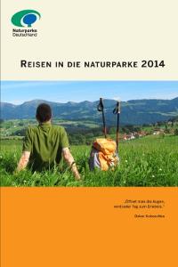 Reisebroschüre 2014 Titel groß 500 300 Schön hier!   Reisen in die Naturparke
