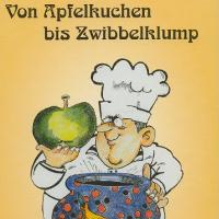 Buch Von Apfelkuchen bis Zwibbelklump © Volkssolidarität - Landesverband Sachsen-Anhalt