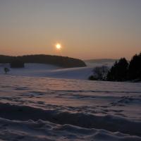Sonnenuntergang © VDN/Feli