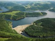 Blick über den Hohenwarte-Stausee - Copyright: Photo-König