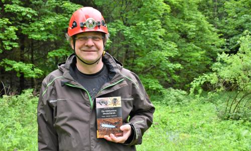 Stefan Zaenker Buch Höhlentiere Anna Lena Bieneck B Stefan Zaenker