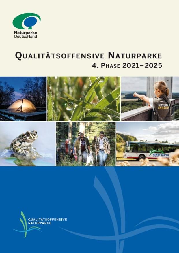 """Titel 620x878 4. Phase der """"Qualitätsoffensive Naturparke"""" startet"""