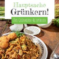 Grünkernkochbuch © Landratsamt Neckar - Odenwald