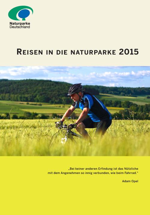 """Titelseite Reisebroschüre 2015 2 beitrag """"Schöne Entdeckungen""""   Reisebroschüre 2015 erschienen"""