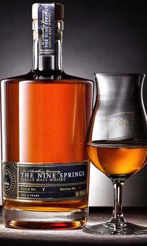 "TripleCask B ""The Nine Springs"" Triple Cask Whisky"