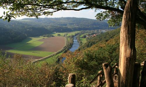 UE HagensteinEdertalblick RObf Naturpark Kellerwald Edersee