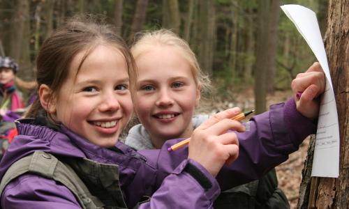 VDN Liesen Naturparkschule beitrag Ausgezeichnet   Netzwerk Naturpark Schulen ist Dekadeprojekt 2014