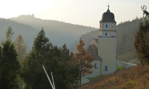 WallfahrtskircheStettkirchen Naturpark Hirschwald   Das grüne Herz der Oberpfalz