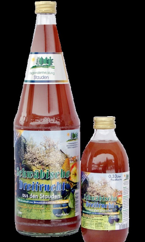 dreifrucht B Staudensaft