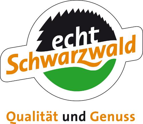echt Schwarzwald Logo 4c mit Text Wilde Natur und urige Geschmackserlebnisse   Naturpark Schwarzwald Mitte/Nord