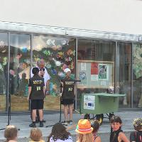 Die Grundschule Waldmünchen ist nun Naturparkschule © Naturpark Oberer Bayerischer Wald