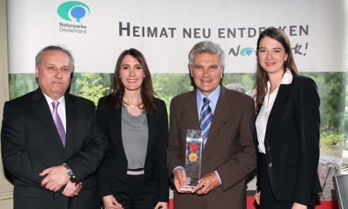 gruppe beitrag Naturpark Botschafter –  Engagement für die Region