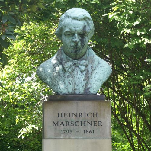 heinrich marscher nah zittau beitrag Heinrich August Marschner