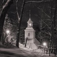 Bergkirchturm © VDN-Fotoportal/M. Paul