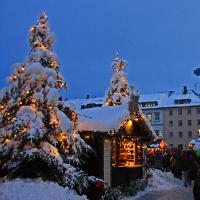 Weihnachtsgrüße aus dem Erzgebirge © VDN/Helmut Schmidt
