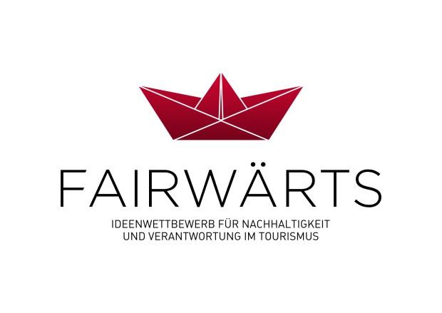 """logo fairwaerts JPG 620x439 """"FAIRWÄRTS"""" – Ideenwettbewerb für Nachhaltigkeit und Verantwortung im Tourismus"""