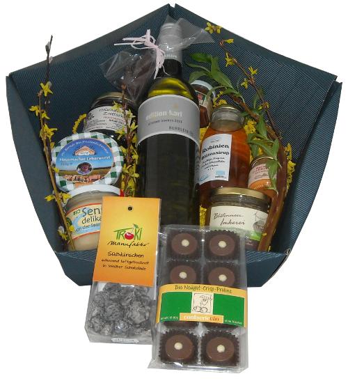 osterpaket aktion april neu Produkt des Monats April: Das Naturpark Spezialitäten Osterpaket