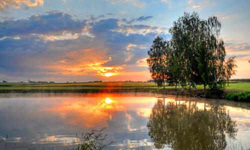 ruhe am morgenb Leitlinien – Aufgaben und Ziele der Naturparke in Deutschland