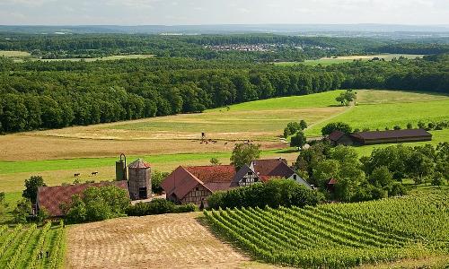 scheuelberghof 2 kl 500x300 Wertschöpfung   Naturparke stärken ländliche Räume