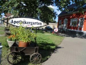 Apothekergarten in Milow (R. Riep)