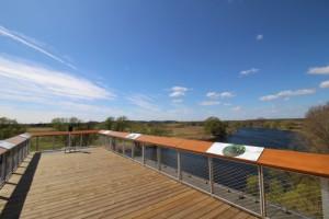 Aussichtsplattform Premnitz (naturpark Westhavelland)