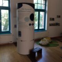 Exponat zur Lichtverschmutzung (Claudia Hesse)
