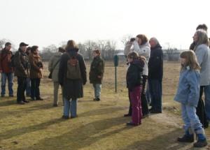 Frühlingswanderung der Naturwacht (Sabine Clausner)