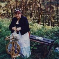 Frau Harke - Schutzpatronin des Havellandes (Gabriele Matthies)
