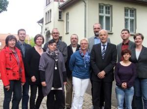 Gründungsmitglieder des Fördervereins Sternenpark Westhavelland (Norbert Stein)