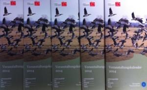 Veranstaltungskalender 2014 (Naturpark Westhavelland)