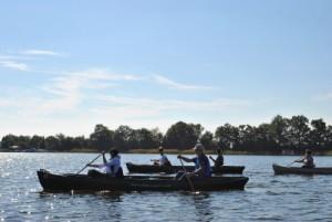 Kanutour auf dem Hohennauener See (Naturpark Westhavelland)