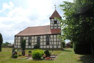 Kirche Semlin - Naturpark Westhavelland