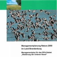 Managementplanung (Naturpark Westhavelland)