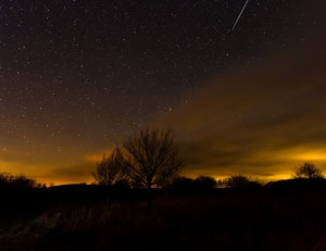 Nachthimmel über Parey (Christian Neumann)