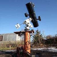 Tag der Astronomie_Thomas Becker