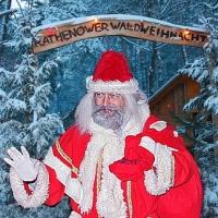 Weihnachtsmann - Rathenower Waldweihnacht ( Jürgen Ohlwein)