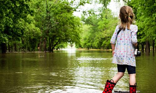 Kind Natur Kinder durch Besuche in der Natur stärken